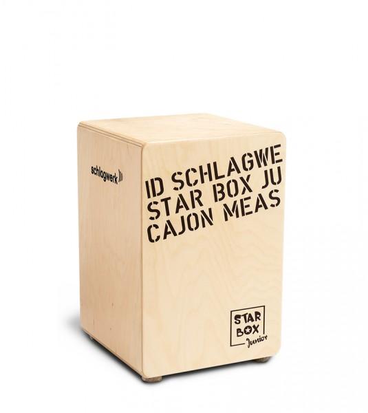 CP400SB Kids Cajon - Star Box