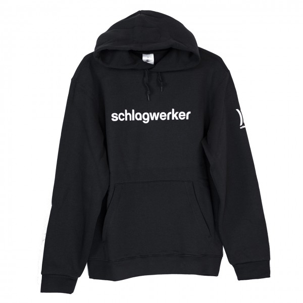 """Hoodie """"schlagwerker"""""""