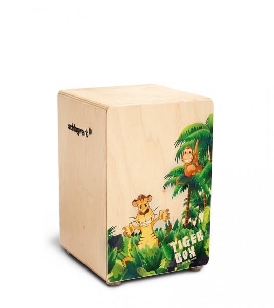 CP400 Kids Cajon - Tiger Box